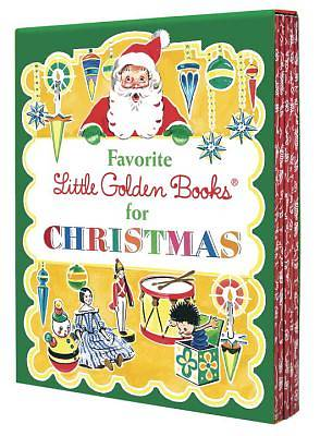 Picture of 5 Favorite Little Golden Books for Christmas