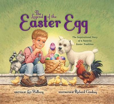Picture of The Legend of the Easter Egg, Newly Illustrated Edition
