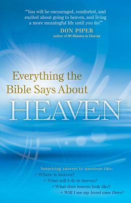 Everything the Bible Says About Heaven [ePub Ebook]