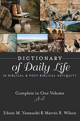Picture of Dictionary of Daily Life in Biblical and Post-Biblical Antiquity