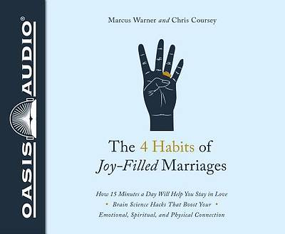 Picture of The 4 Habits of Joy Filled Marriages