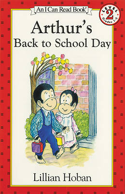 Arthurs Back to School Day