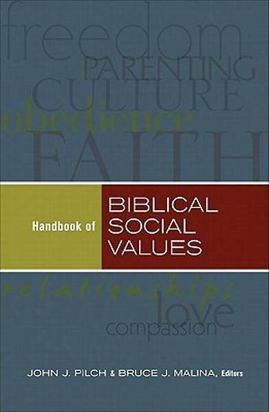 Picture of Handbook of Biblical Social Values
