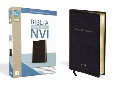 Picture of Biblia del Ministro NVI = Minister's Bible-NVI