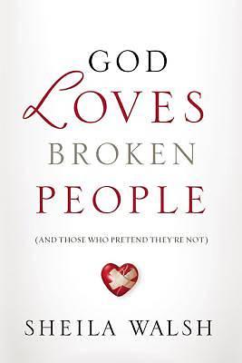 Picture of God Loves Broken People