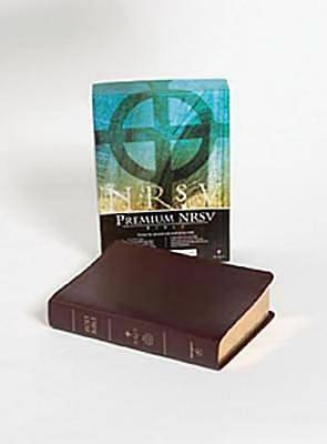 New Revised Standard Version Premium Gift Bible