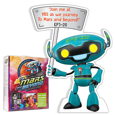 Picture of Vacation Bible School (VBS) 2019 To Mars and Beyond Kick-Off Kit