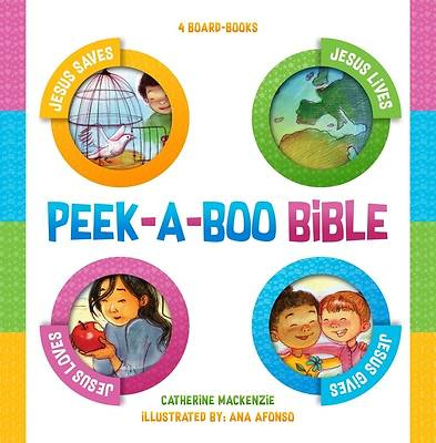 Picture of Peek-A-Boo Bible