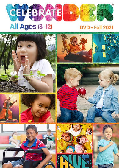 Picture of Celebrate Wonder All Ages DVD Fall 2021