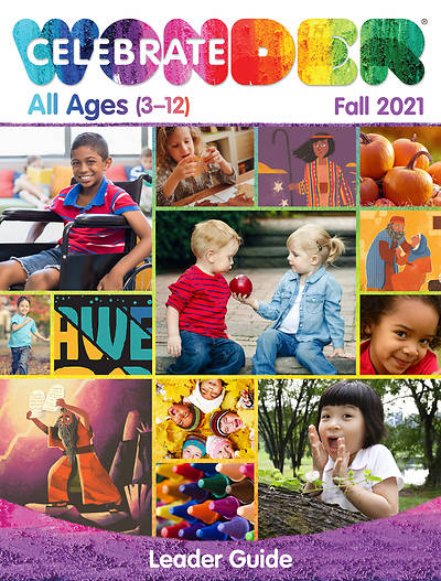 Picture of Celebrate Wonder All Ages Fall 2021 Leader