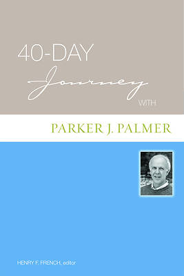 Picture of 40-Day Journey with Parker Palmer