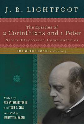 Picture of The Epistles of 2 Corinthians and 1 Peter
