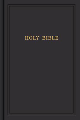 Picture of KJV Pew Bible, Black Hardcover