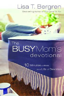 The Busy Moms Devotional