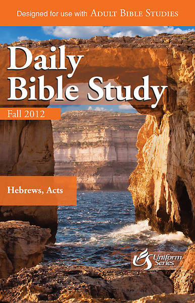 Daily Bible Study Fall 2012