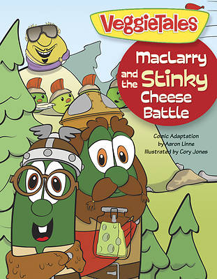 Maclarry and the Stinky Cheese Battle