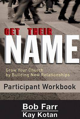 Picture of Get Their Name: Participant Workbook - eBook [ePub]