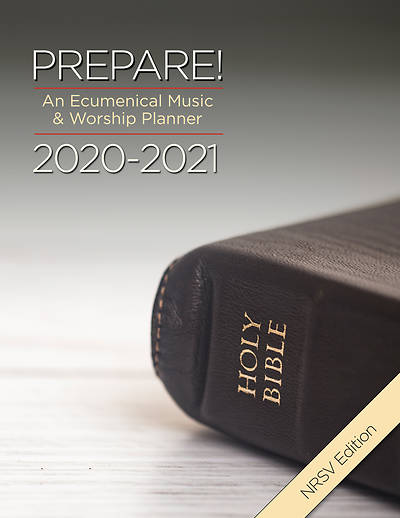 Picture of Prepare! 2020-2021 NRSV Edition