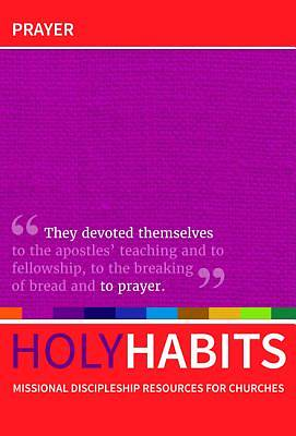 Picture of Holy Habits