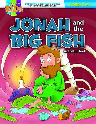 Picture of Jonah and the Big Fish (5-7)