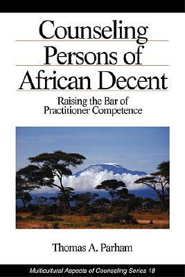 Counseling Persons of African Descent