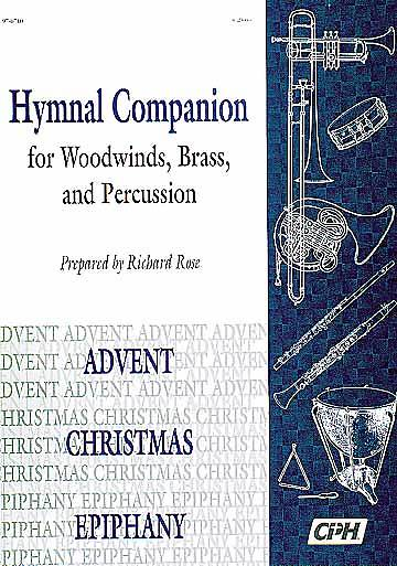 Hymnal Companion Advent/Christmas/Epiphany
