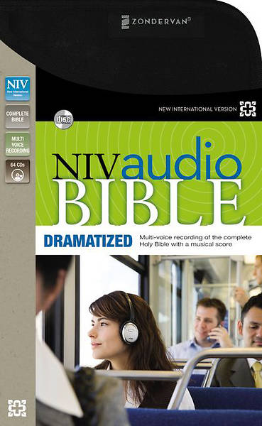 Picture of NIV Audio Bible, Dramatized