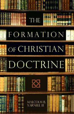 Picture of The Formation of Christian Doctrine