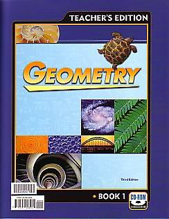 Geometry Teacher Grd 10 3rd Edition