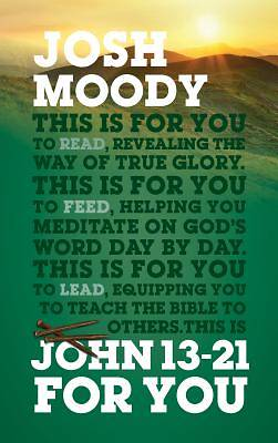 Picture of John 13-21 for You