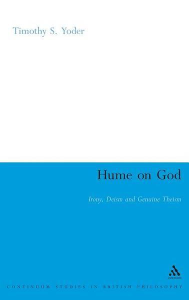 Hume on God