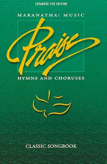 Picture of Maranatha! Praise Book (The Green Book) Songbook