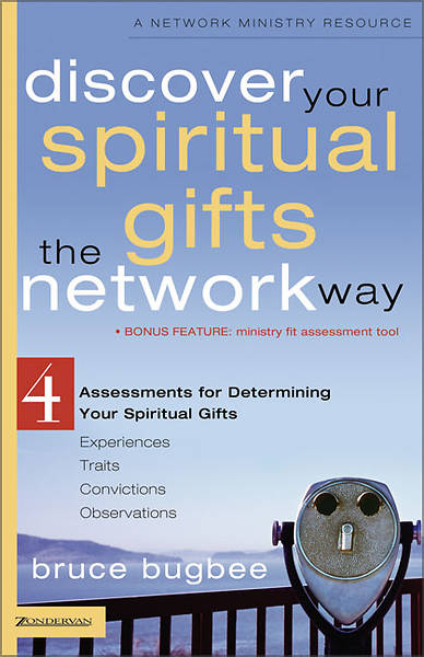 Picture of Discover Your Spiritual Gifts the Network Way