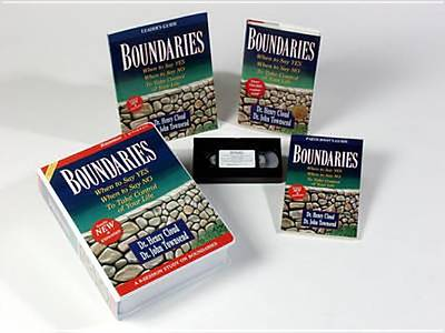 Boundaries Curriculum [With Leaders GD, 6 Participants GD, Hardcover Book and 94 Minute Video]
