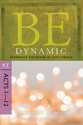 Picture of Be Dynamic (Acts 1-12)