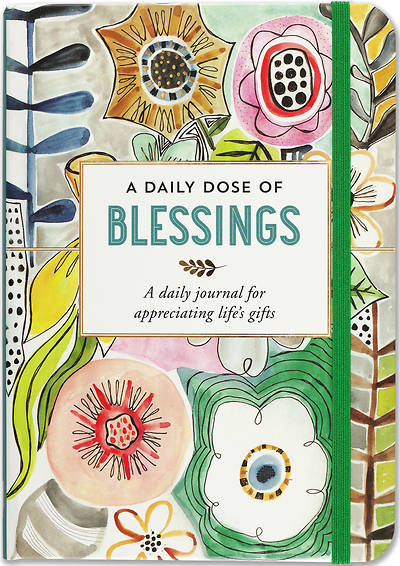 Picture of A Daily Dose of Blessings Journal