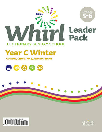 Whirl Lectionary Grades 5-6 Leader Pack Winter Year C