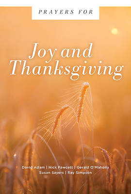 Picture of Prayers for Joy and Thanksgiving