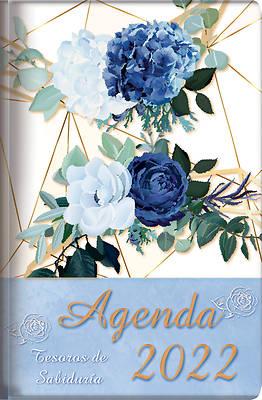 Picture of 2022 Agenda - Tesoros de Sabiduría - Rosas Azules Reales