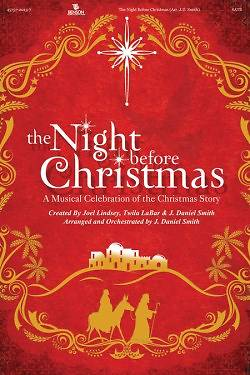 The Night Before Christmas Tenor Rehearsal Track CD