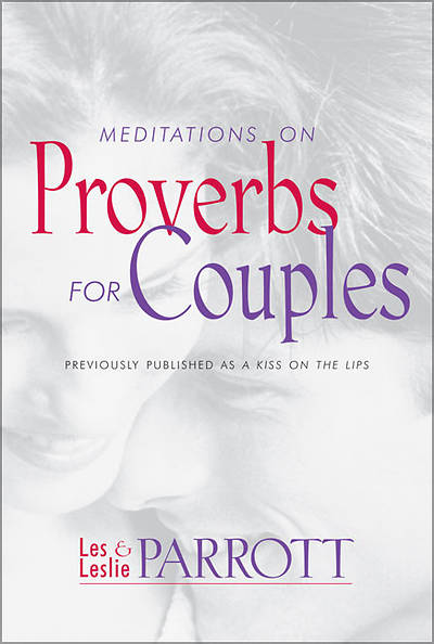 Picture of Meditations on Proverbs for Couples
