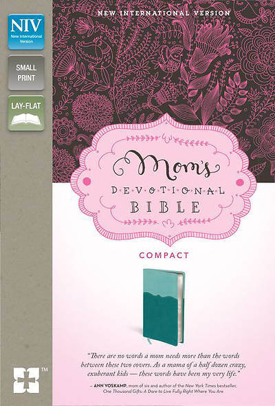NIV Moms Devotional Bible Compact