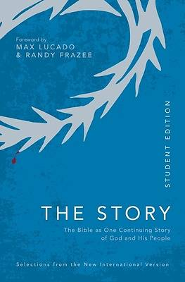 Picture of Niv, the Story, Student Edition, Paperback, Comfort Print