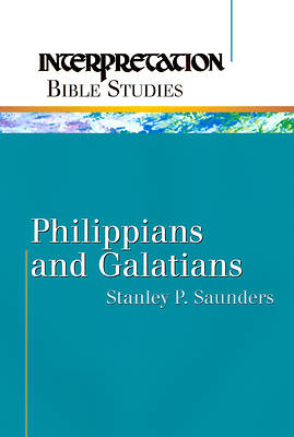 Picture of Interpretation Bible Studies-Philipians and Galatians