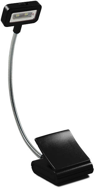 Duo Reading Light, Black (Book Light)