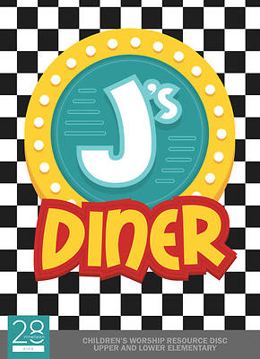 Picture of 28nineteen J's Diner Worship Resource Disc