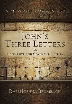 Picture of John's Three Letters