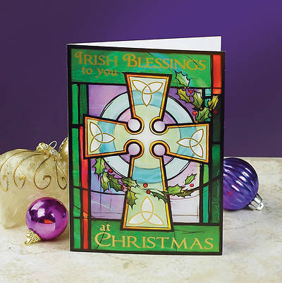 Irish Blessings Christmas Cards