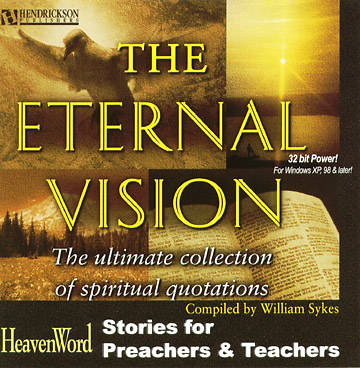 The Eternal Vision CD-ROM