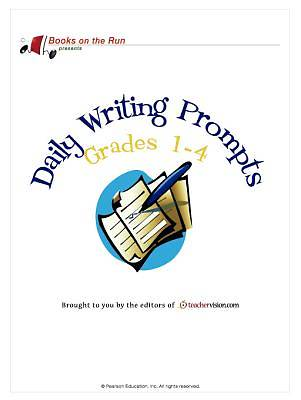 Daily Writing Prompts, Grades 1-4 [Adobe Ebook]